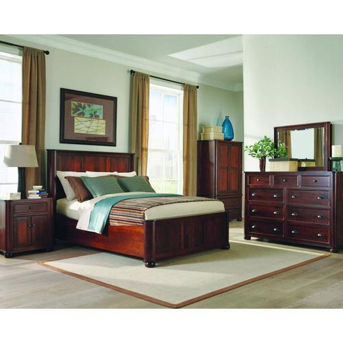 Palettes By Winesburg - Kingsport Bedroom Group Dresser
