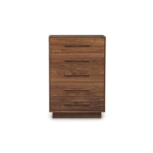 MODULUXE 5 DRAWER WIDE CHEST