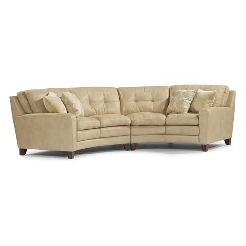 LATITUDES Collection 1644 Sofa/Sectional Group