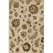 "1202 - Woosley Bisque A Size 5'3"" x 7'6"""