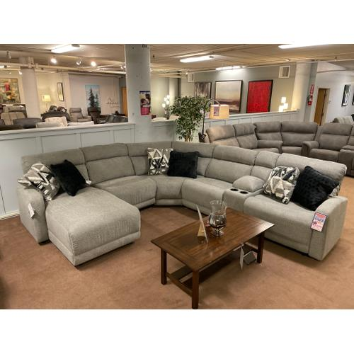 Colleyville 6-piece Power Reclining Sectional