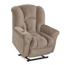 View Product - 116-55-16  Lift Chair, Almond and Espresso