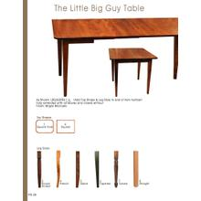 Little Big Guy Table