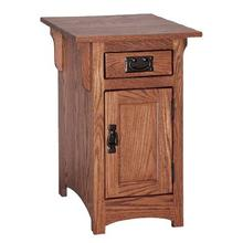 See Details - Mission 1- Door Chair- Side Table