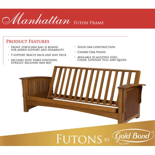 Gold Bond - Manhattan Futon Frame
