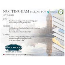 See Details - Nottingham Pillow Top