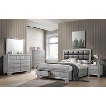 Reem 4 Pcs Queen Bedroom Set