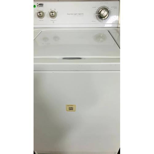 USED- Estate® Top Load Washer-WDDTLWASH-U SERIAL #108