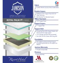 The Resort Hotel Collection - Royal Palm - Pillow Top