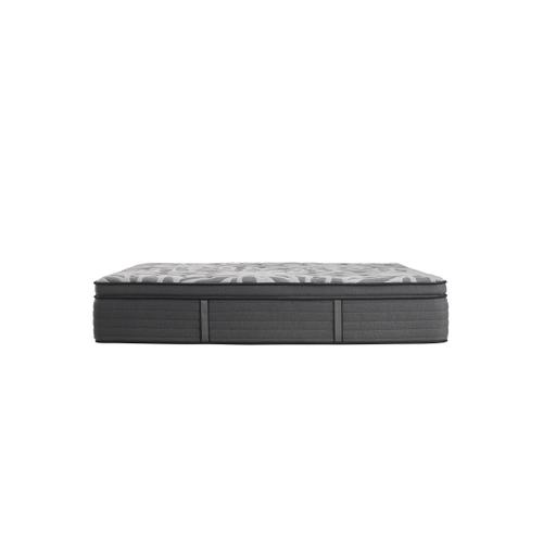 Sealy - Satisfied II Cushion Firm Euro Pillow Top