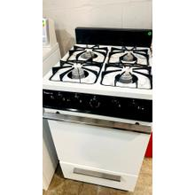 View Product - USED- Magic Chef® Gas 20 in. Free Standing Range- G20WHSTV-U   SERIAL #24