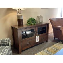 "Amish 54"" Terrance Barn Wood TV Stand"