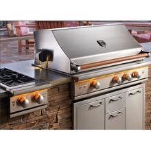 CROSSFLAME Pro Style BBQ ( Silver )