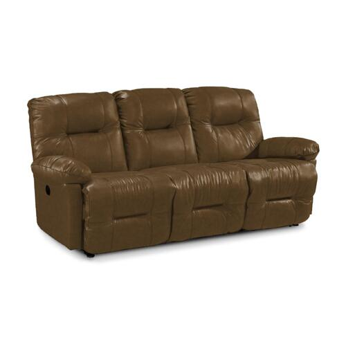 Best Home Furnishings - Zaynah Space Saver Sofa - Saddle