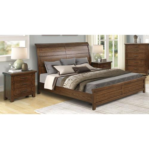 New Classic Furniture - King Bed - Fairfax County