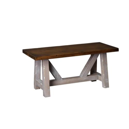 Olde Farmstead - Coffee Table w/ No Bands