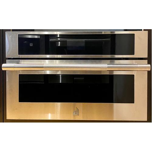"""JennAir JMC2430IL  RISE 30"""" BUILT-IN MICROWAVE OVEN WITH SPEED-COOK"""