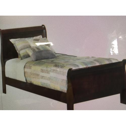Rudolph Sleigh Bed