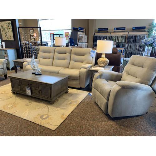 Arlo Power Reclining Sofa w Power Headrests & Lumbar