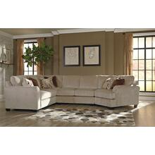 Hazes Sectional - Right Cuddler/Left Loveseat