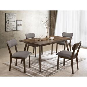 Gina 5pc Dining Room Set