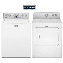 Top Load Maytag Laundry Pair