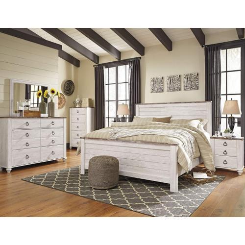 Gallery - Willowton Bedroom Set