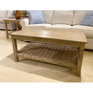 Capris Cocktail and End Table Set