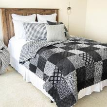 Windsor Patch King Quilt Set