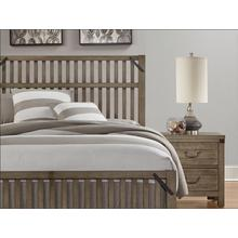 Sedgewick Elevator Slat Bedroom Group Set