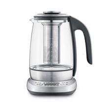 Breville Smart Tea Infuser Clear Electric Tea Infuser, Brushed Stainless Steel with Glass Kettle