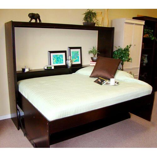 Avalon Hidden Desk Bed without Hutch