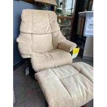 See Details - Recliner and Ottomon
