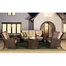 4 Piece Richmond Wicker Set