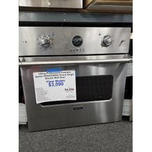 "Viking Professional Premiere Series 30"" Single Electric Wall Oven VESO5302SS (FLOOR MODEL)"