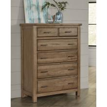 Chestnut Creek - 5 Drawer Chest