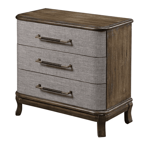 Coast To Coast Imports - 3 Drawer Cabinet
