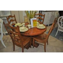 Cooper Table with 4 Chair Set