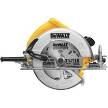 "DWE575 - 7 1/4"" Lightweight Circular saw"