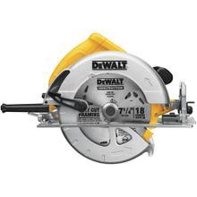 """See Details - DWE575 - 7 1/4"""" Lightweight Circular saw"""