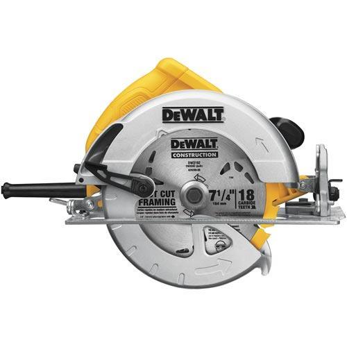"Dewalt - DWE575 - 7 1/4"" Lightweight Circular saw"