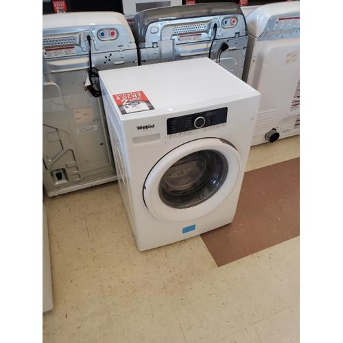 """Whirlpool - 1.9 cu. ft. 24"""" Compact Washer with Detergent Dosing Aid option"""