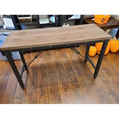 CLEARANCE Steve Silver Console Table