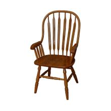 Bent Paddle Arm Chair