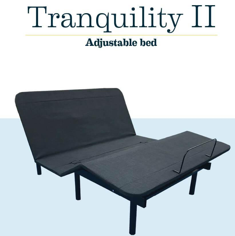 Rize Tranquility II Adjustable Base