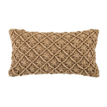 Winchester Crochet Throw Pillow