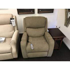 "Melody Power Lift Recliner 34""Wx39""Dx40""H Fabric 414-72 Truffle grade 30"