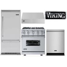 "VIKING 30"" GAS RANGE PACKAGE"
