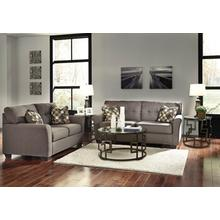 Ashley 99101 Tibbee Sofa and Loveseat in Slate