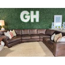 See Details - Madison Sectional Espresso